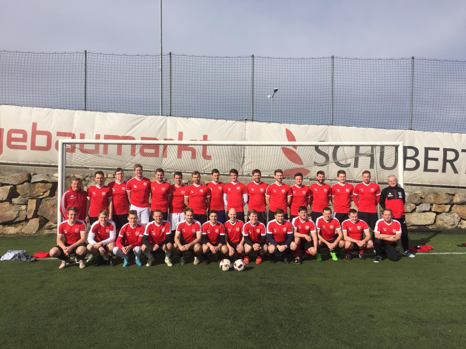 Erste und Zweite Mannschaft TSV Pilsting Rückrunde 2019